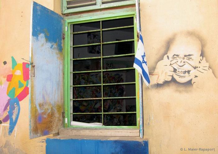 Foto Urban Art - Rami Meiri, Urban Artist